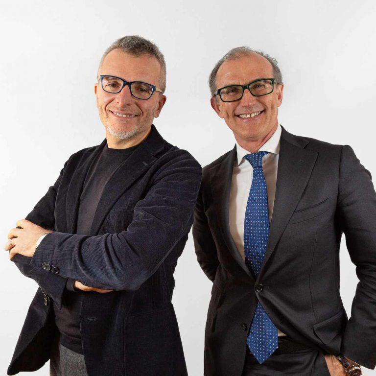 Andrea Bartolini e Luca Lambertini